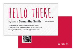 Pre-designed business cards for Keller Williams agents