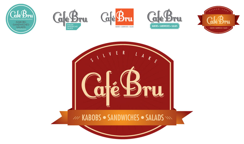 brue cafe logo